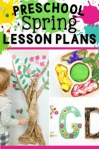 Preschool Spring Lesson Plans