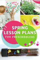 Spring Lesson Plans for Preschoolers