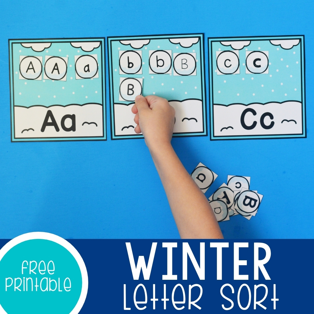 Winter Letter Sort square featured image