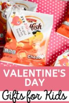 Goldfish Valentine's Day Gifts For Kids