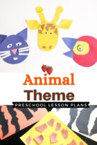 Animal Theme Preschool Lesson Plans