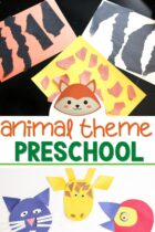 Best Animal Theme Preschool Lesson Plans