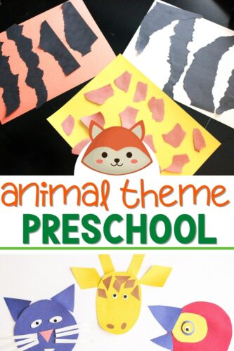 Best Animal Theme Preschool Lesson Plans