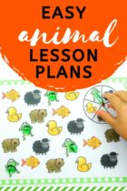 Easy Animal Lesson Plans