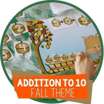 Fall Squirrel and Leaf Addition to 10 mat Featured Image