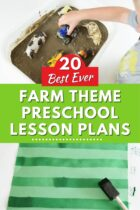 20 Best Ever Farm Theme Preschool Lesson Plans