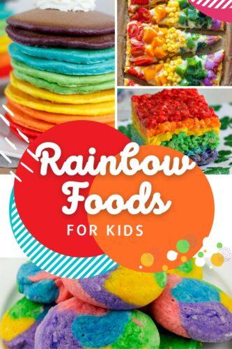 Rainbow Foods for Kids