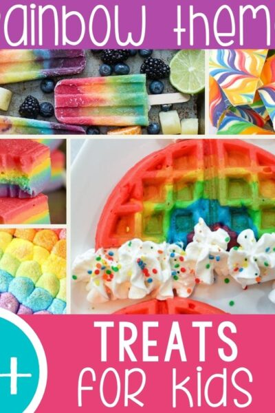 Rainbow Theme Foods featured square image
