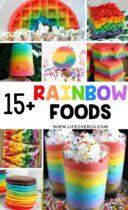 15+ Rainbow Foods