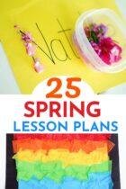 25 Spring Lesson Plans