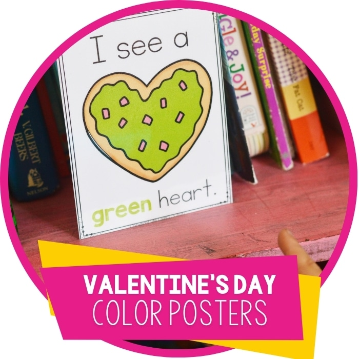 Valentine's Day Color Posters Featured Image