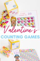Valentine's Counting Games