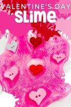Valentine's Day Slime