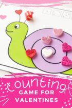Free Counting Game for Valentine's Day