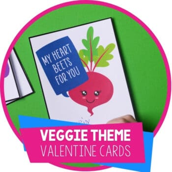 Veggie Valentine Cards Featured Square Image