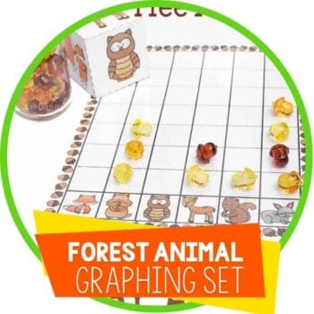 forest animal graphing set Featured Image