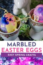 Marbled Easter Eggs