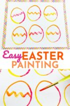 Easy Easter Painting
