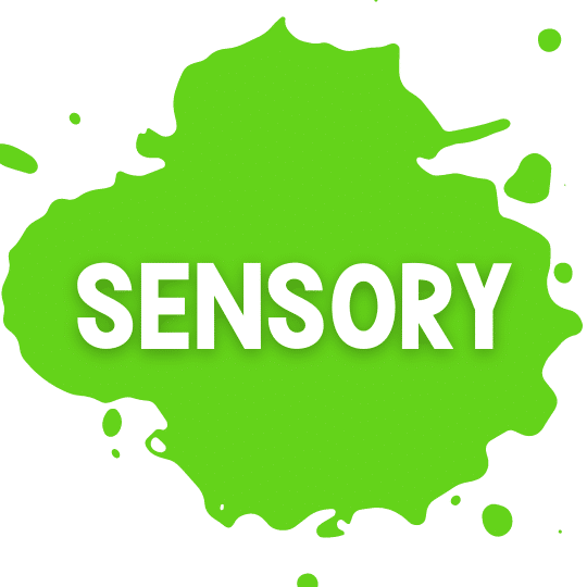 Click to go to the sensory activities for kids page