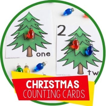 Christmas counting cards featured image