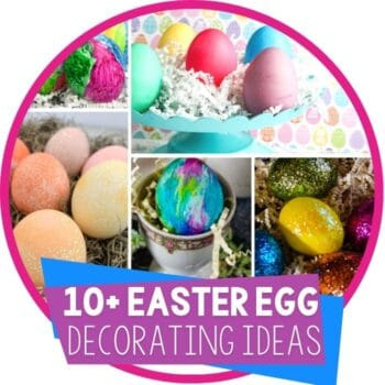 Easy Ways to Decorate Easter Eggs featured image