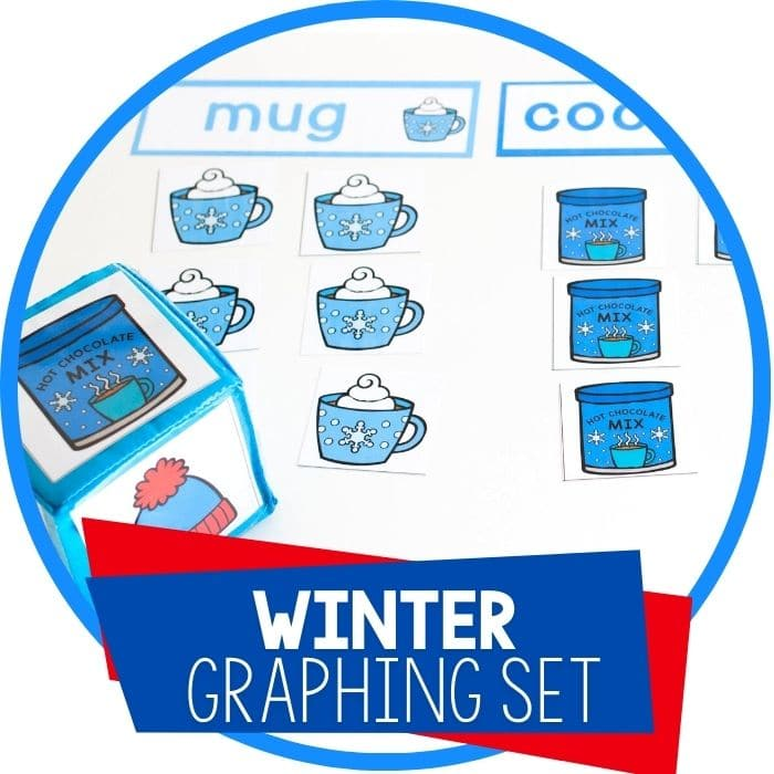 Free Printable Winter Graphing Activity