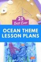 25 Best Ever Ocean Theme Lesson Plans