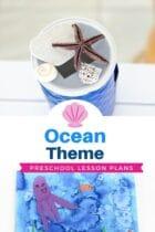 Ocean Theme Preschool Lesson Plans