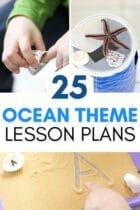 25 Ocean Theme Lesson Plans
