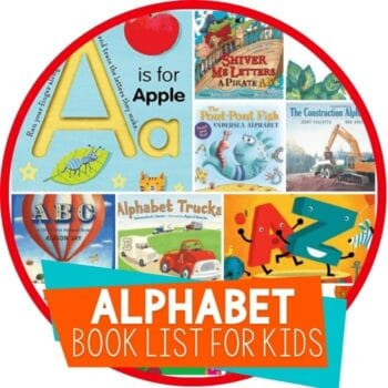 click to see alphabet book list