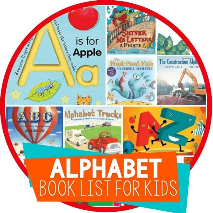 25+ Fun Alphabet Books for Kids