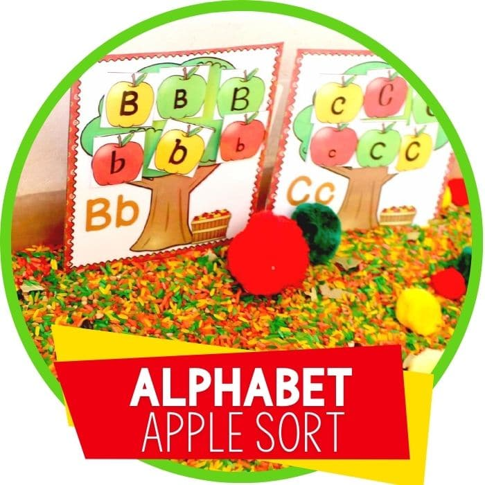 alphabet sort apple theme Featured Image