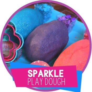 anna and elsa sparkle play dough Featured Image