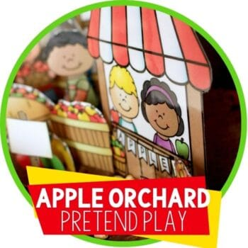 apple orchard pretend play Featured Image