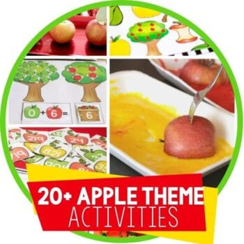 apple theme activities round up Featured Image