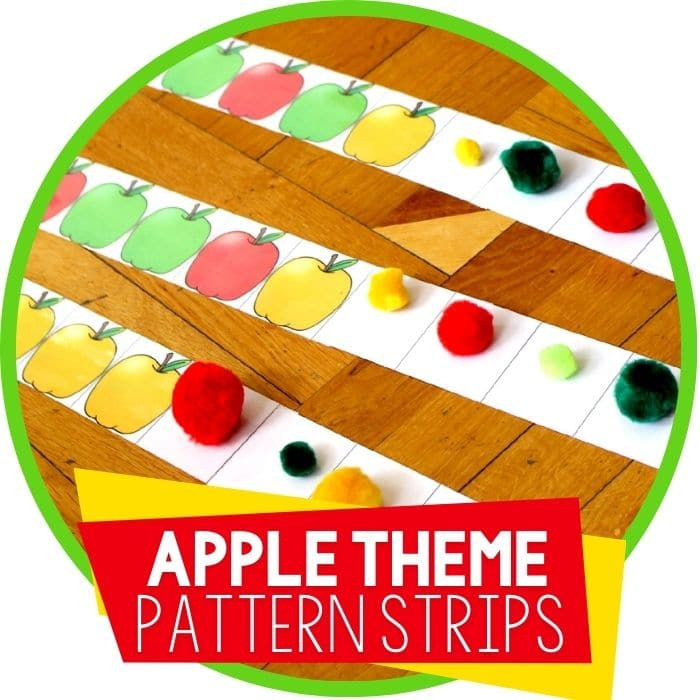 apple theme pattern strips Featured Image