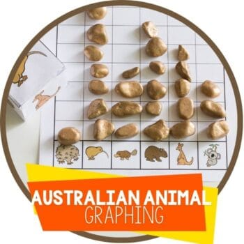 australian animals graphing featured image