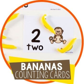bananas and monkeys counting cards featured image