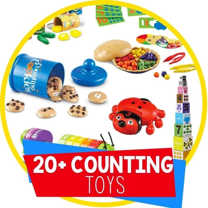 25+ Hands-On Counting Activities