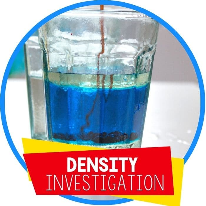 density science experiment STEM investigation featured image