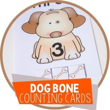 dog bone counting cards featured image