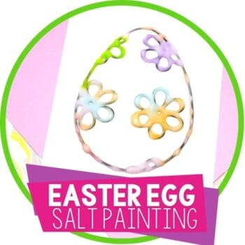 easter egg salt painting Featured Image