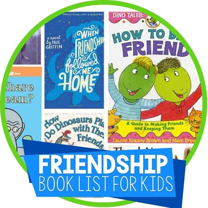 25+ Kids Books About Friendship