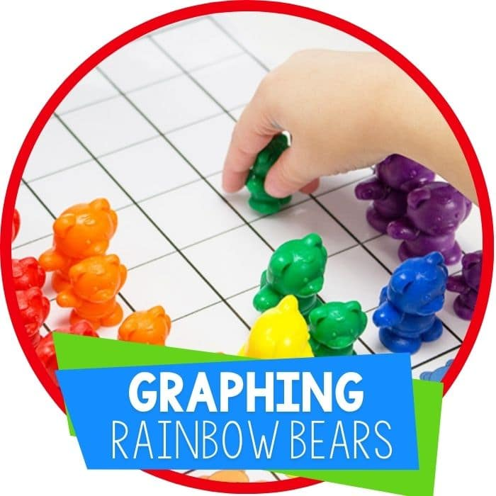 graphing rainbow bears featured image