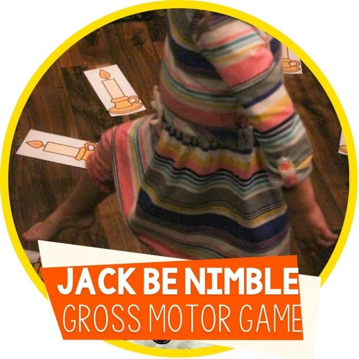 jack be nimble gross motor game featured image