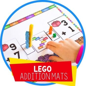 lego addition greater than less than mats featured image