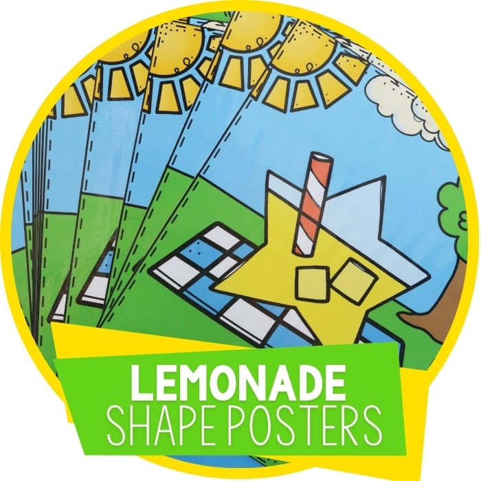 lemonade shape Posters Featured Image