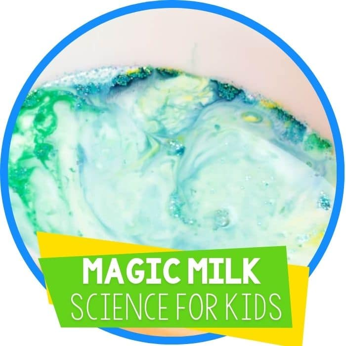 Magic Milk Science Experiment