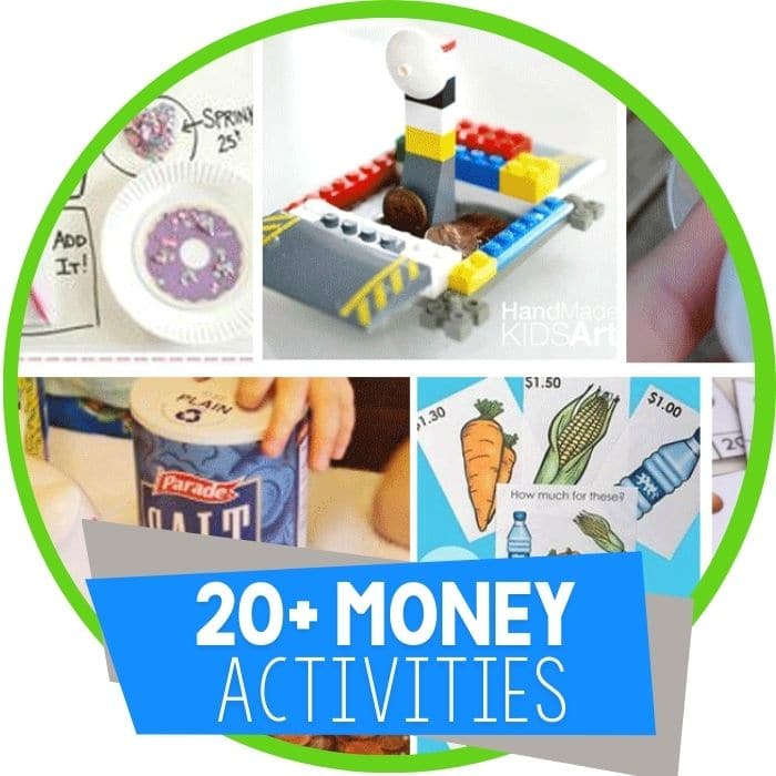 Fun Ideas For Creating A Money Unit Study