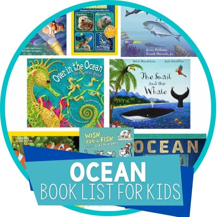 click to see ocean book list
